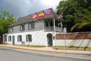 det äldsta huset i St. augustin