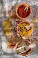 blandad krydda