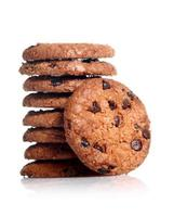 choklad chip cookie foto