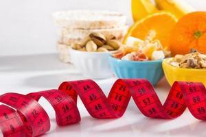 hälsosamt mellanmål foto