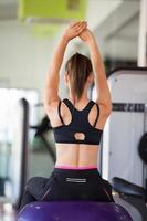 gymträning foto