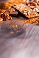 chokladprodukter. foto