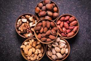 blanda nötter foto