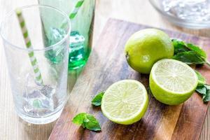 färska mogna citrus foto