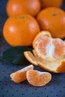 mandariner foto