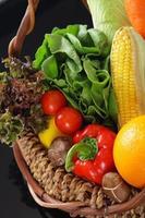 frukt och grönsaker foto