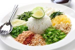 khao yam foto