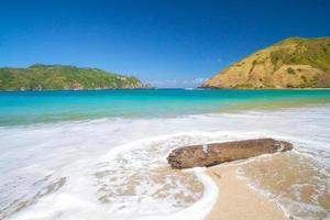 öde strand foto