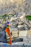 dessa tibetanska slummen foto