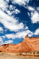 sandstenväggar foto