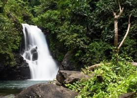 vattenfall, norra Bali foto