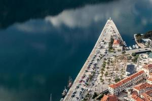Bay of Kotor, Montenegro. boka kotorska. foto