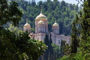 ortodoxa kloster foto