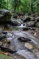 batu hampar vattenfall foto
