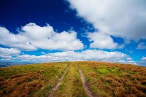 natursköna Krimbergen foto