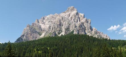 Italien - Dolomiti och Österrike foto