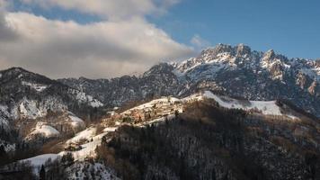 italienska alperna foto