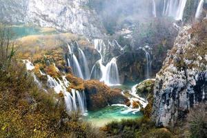Plitvice sjöar nationalpark