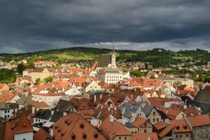 cesky krumlov historiska centrum