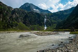 Ötztal, Österrike foto