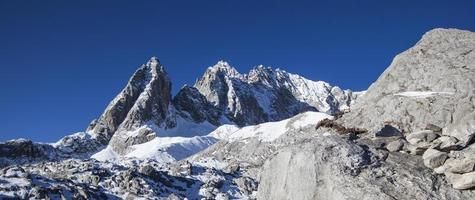 bergstopp foto