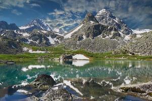 altai bergen foto