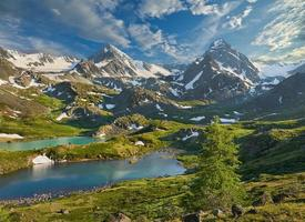 altai bergen