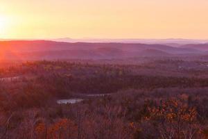 morgon i bergen foto