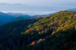 rökiga berg nationalpark foto
