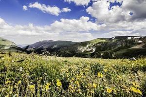 stenig berg nationalpark