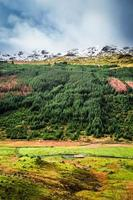 dal i bergen, Skottland foto