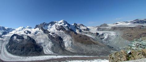 glaciär foto