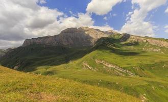 bergen nationalpark shahdag (Azerbajdzjan)