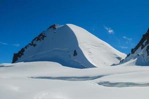 berg, norra Kaukasus. foto