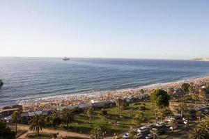 vina del mar i Chile foto
