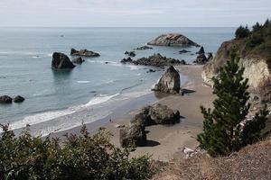 Harris Beach - Oregon foto