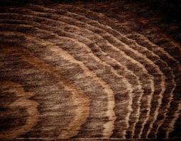 bakgrund av tall trä yta