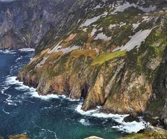 Cliffs of Slieve League foto