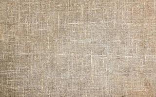 brun jute textil