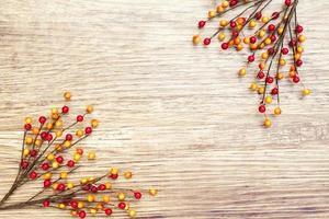höstens tacksägelsebakgrund foto