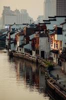 kinesiska gammaldags hus