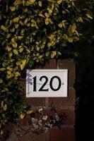 nummer 120 foto