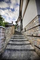 balkansk arkitektur foto