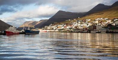 klaksvik, bordoy, Färöarna foto