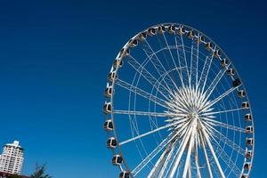 pariserhjul. foto