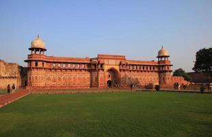 agra fort, Indien