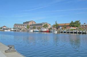 Heiligenhafen, Östersjön, Tyskland foto