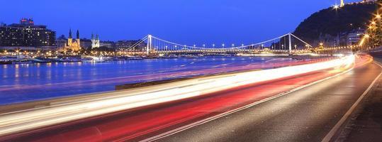 lägre brygga Budapest