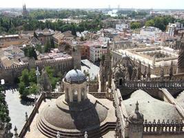 katedralen i Sevilla, Spanien