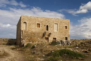 rethymnon, crete foto